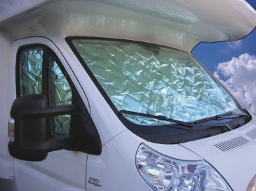 Internal Fitted Thermal Screen (Silver) - Available for a range of vehicles